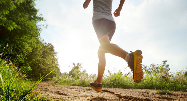 trainer bewust hardlopen